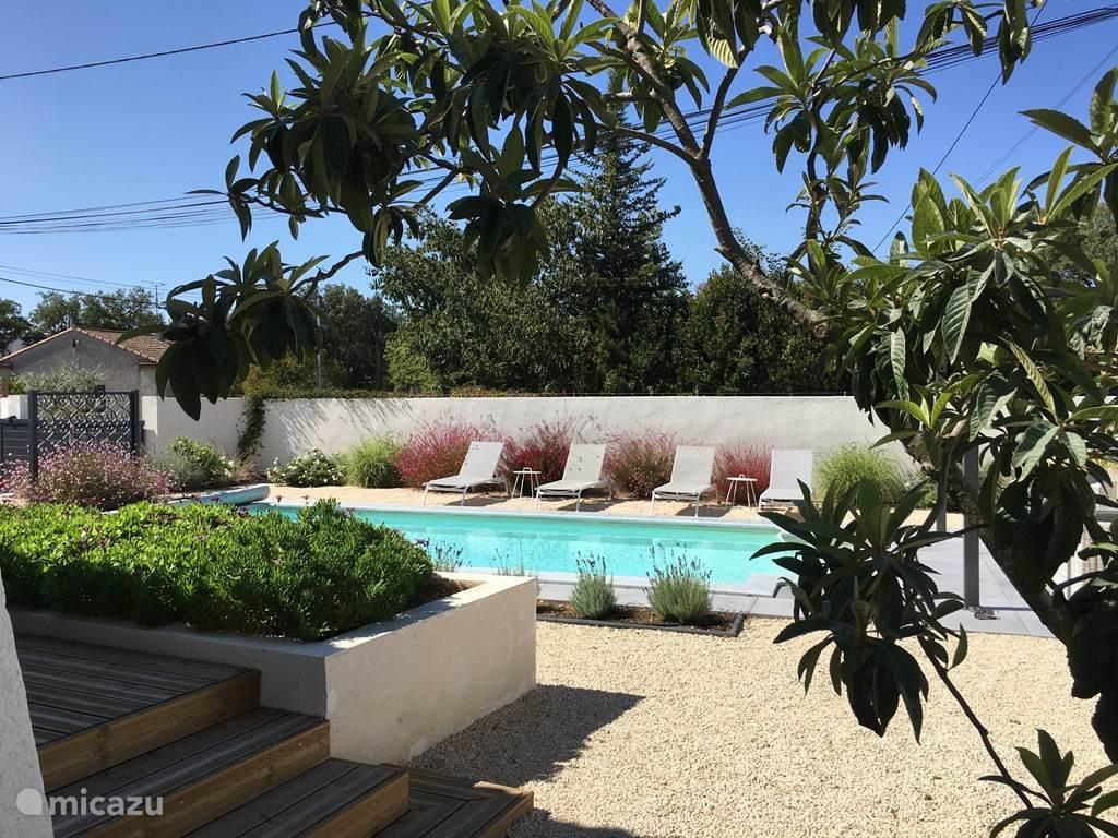 Vakantiehuis Frankrijk, Languedoc-Roussillon, Aigues-Vives Vakantiehuis La Camarguaise