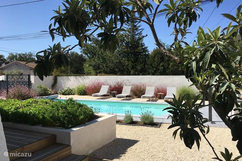 Vakantiehuis Frankrijk, Gard, Aigues-Vives Vakantiehuis La Camarguaise