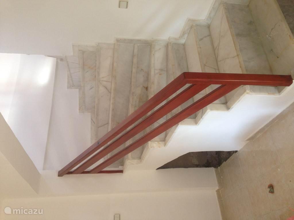 marmeren trappen