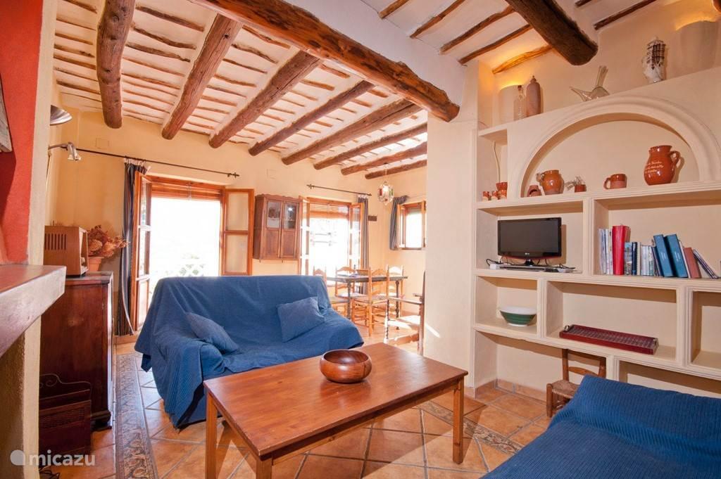 Vakantiehuis Spanje, Andalusië, Bubión Vakantiehuis Vakantiehuis Alpujarra, Bubion