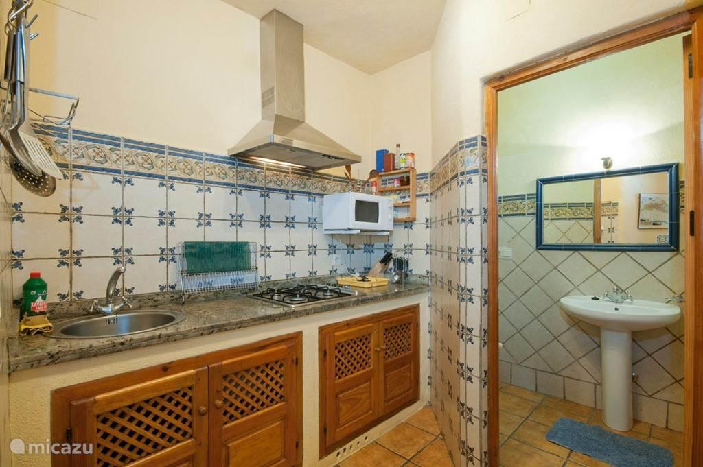 Keuken Casa de la Luz