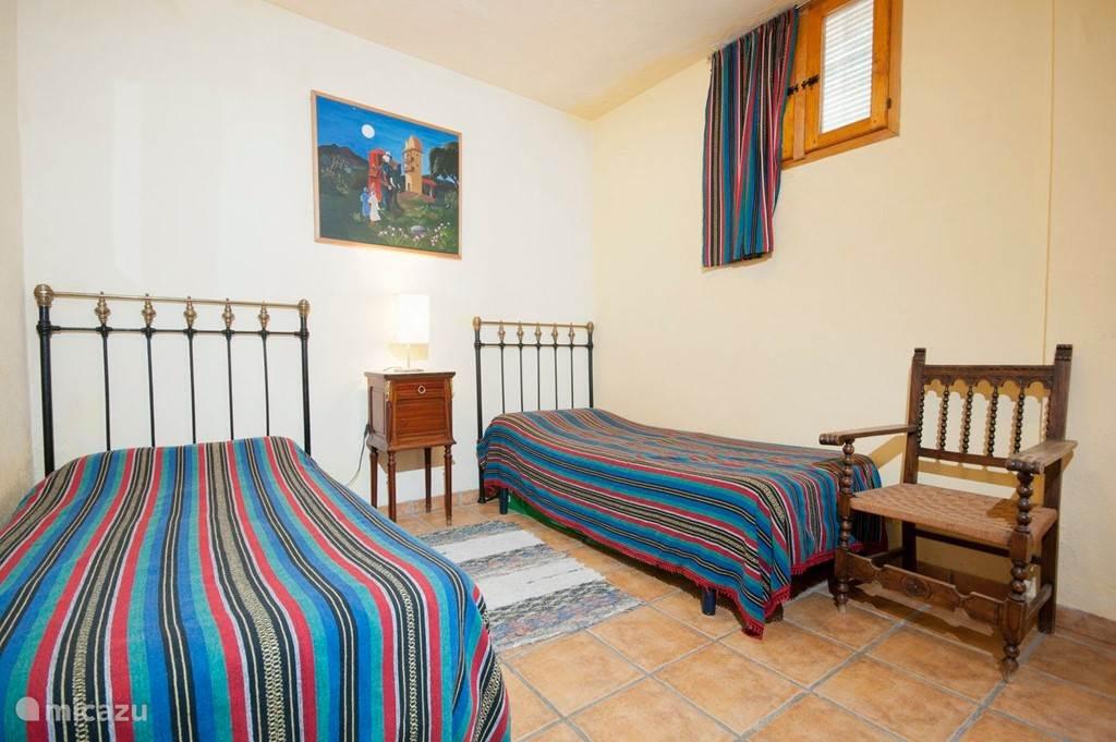 Slaapkamer Casa de la Luz