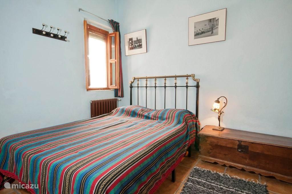 Slaapkamer 2 Casa de la Luz