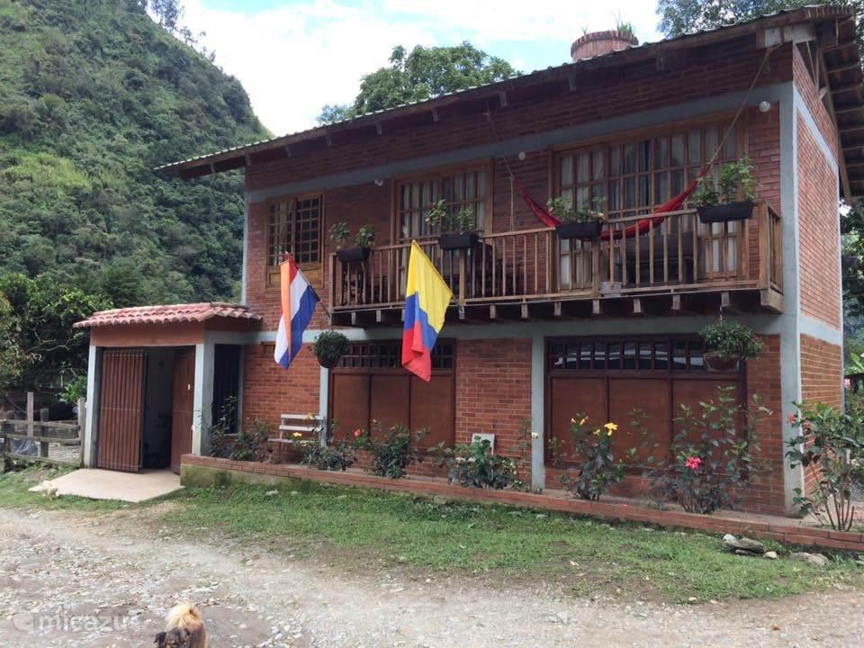 Vakantiehuis Colombia – finca El Holandés