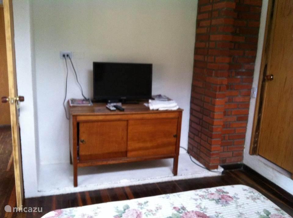 tv slaapkamer