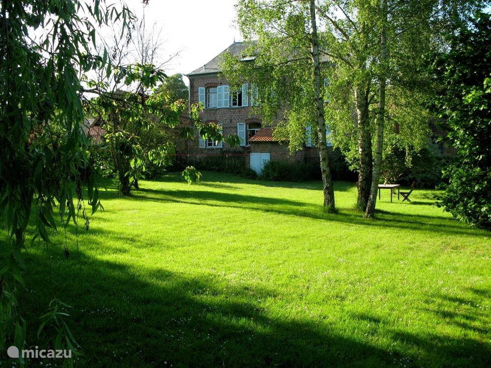 Vacation rental France, Picardy – villa Herkourt