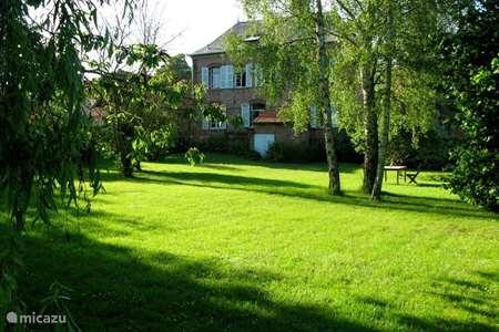 Vakantiehuis Frankrijk, Somme, Heucourt-Croquoison villa Herkourt