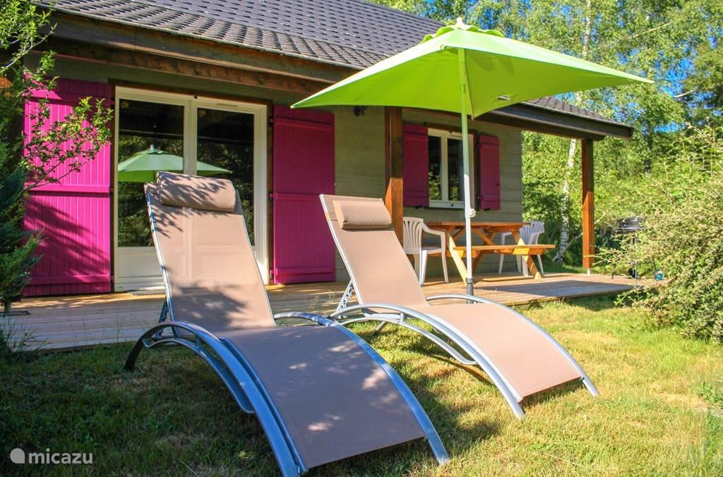 uw cottage : Chalets Eau Verte