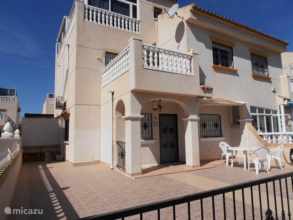 Vakantiehuis Spanje, Costa Blanca, Torrevieja vakantiehuis Zuid gericht huis te Torrevieja 13