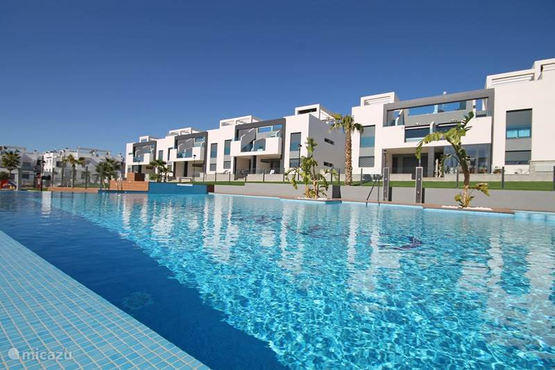 Vakantiehuis Spanje, Costa Blanca, Torrevieja Penthouse Penthouse Catalina