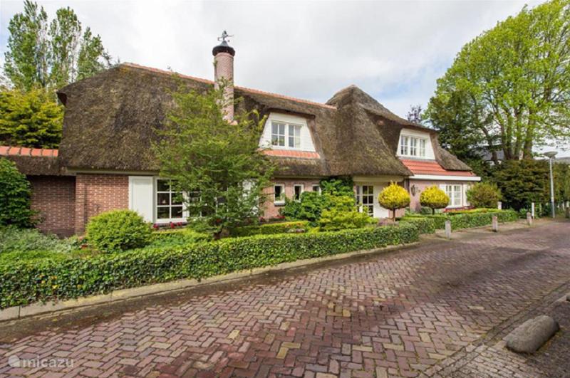 Vakantiehuis Nederland, Noord-Holland, Oudkarspel villa Villaverhuur Nederland
