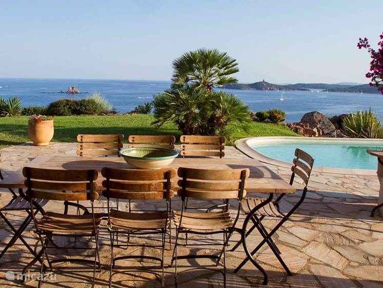 Vacation rental France, Corsica, Sainte-Lucie-de-Porto-Vecchio holiday house Villa Pinarellu