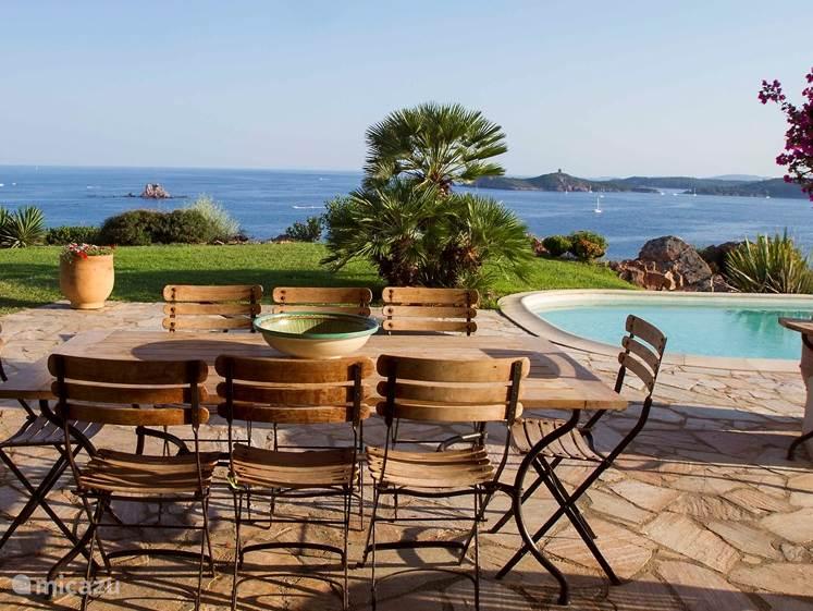 Vacation rental France, Corsica – holiday house Villa Pinarellu