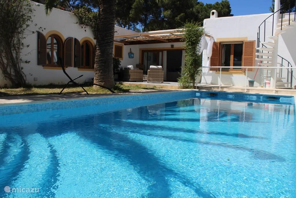 Ferienwohnung Spanien, Mallorca, Cala Vinyes ferienhaus La Caleta de Santa Ponsa
