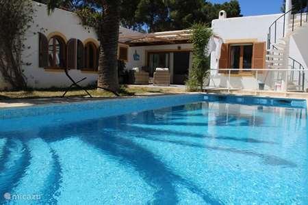Vakantiehuis Spanje, Mallorca, Cala Vinyes vakantiehuis Villa Mar / Sol de Mallorca