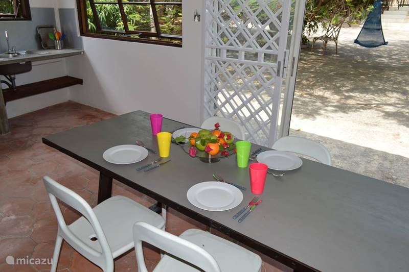 Vacation rental Curaçao, Curacao-Middle, Mahaai/damacor Apartment Garden Hideaway