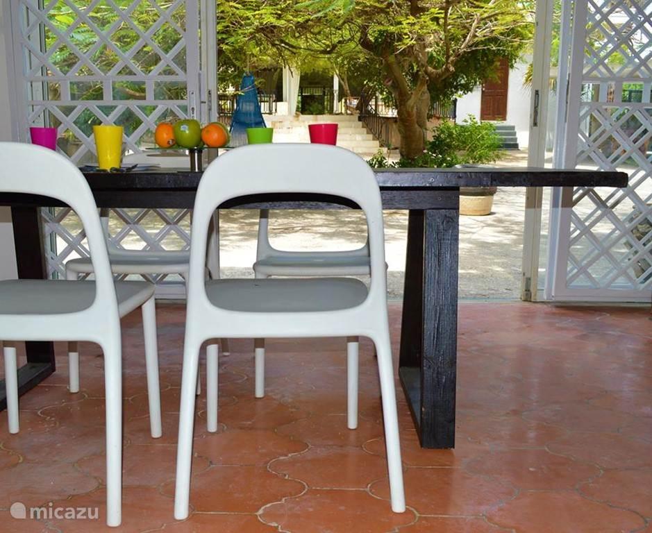 Vakantiehuis Curaçao, Curacao-Midden, Mahaai/damacor Appartement Garden Hideaway