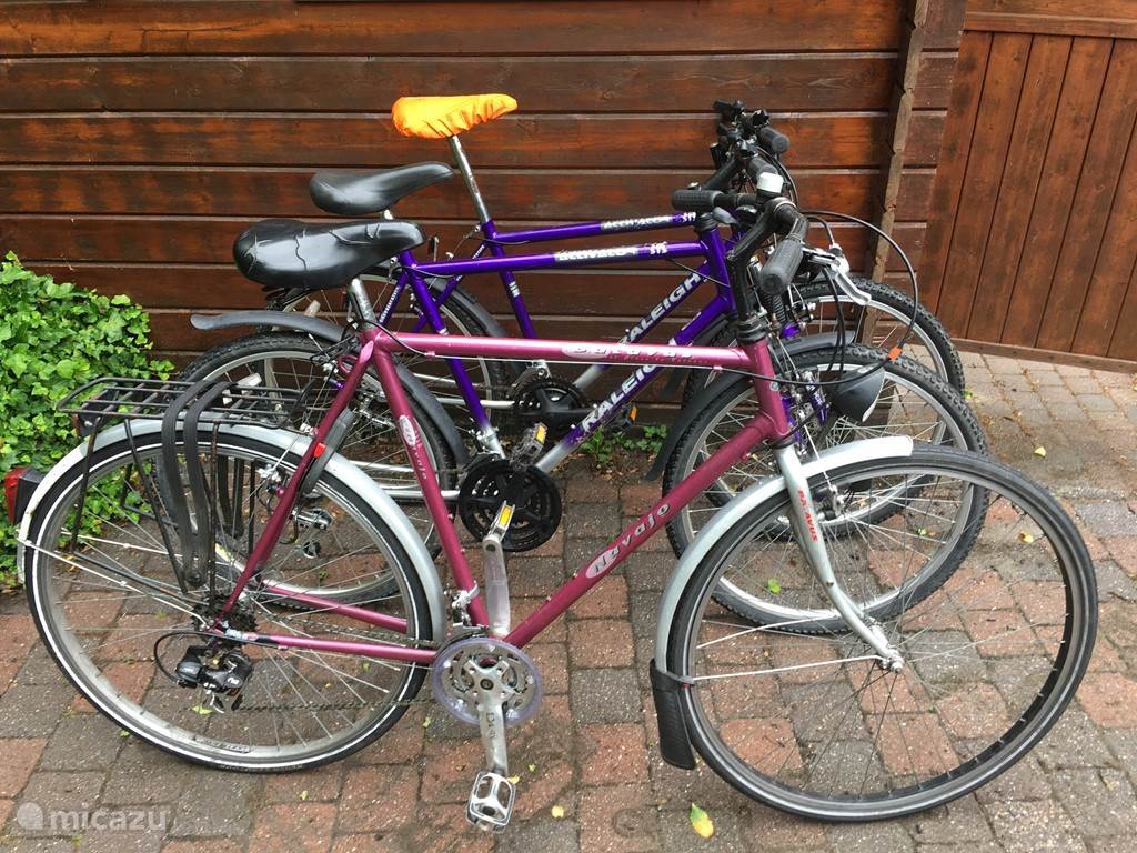 fietsen beschikbaar