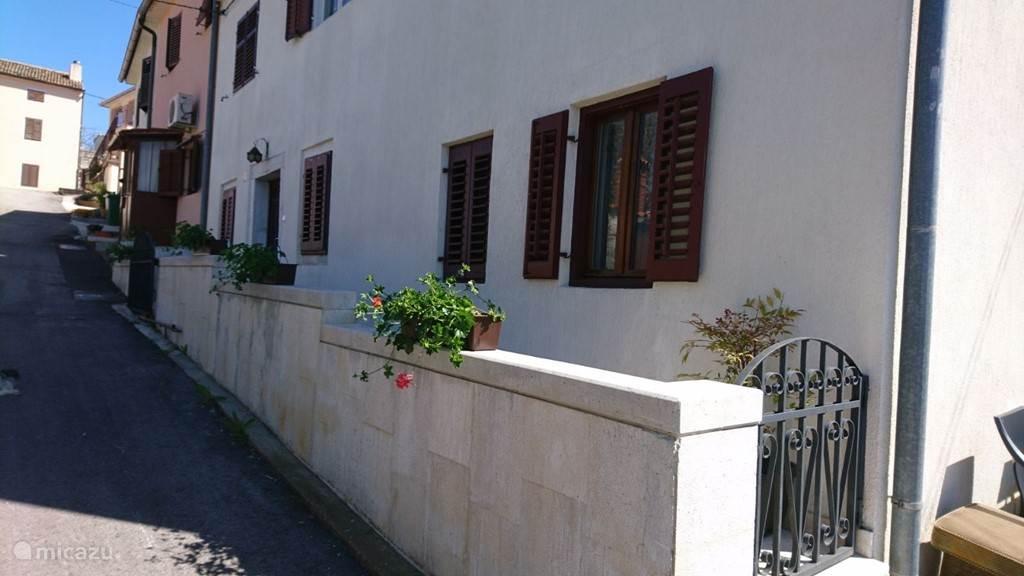Vakantiehuis Kroatië, Istrië, Sveti Lovrec appartement Novi zivot