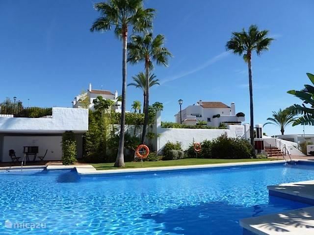 Vakantiehuis Spanje, Costa del Sol – penthouse Penthouse El Dorado