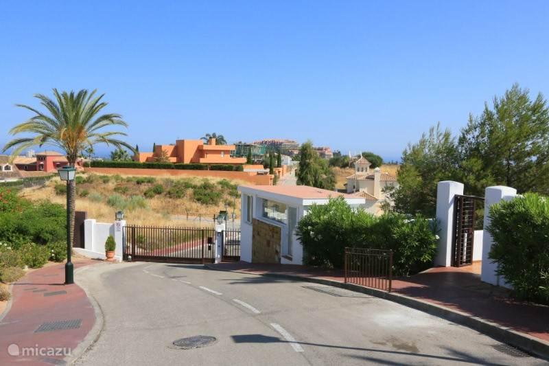 Vakantiehuis Spanje, Costa del Sol, Marbella Penthouse Penthouse El Dorado