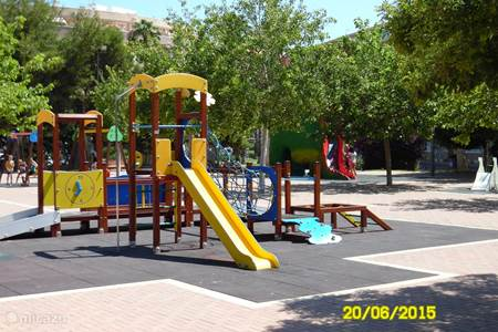 Parque Jardin de las Naciones