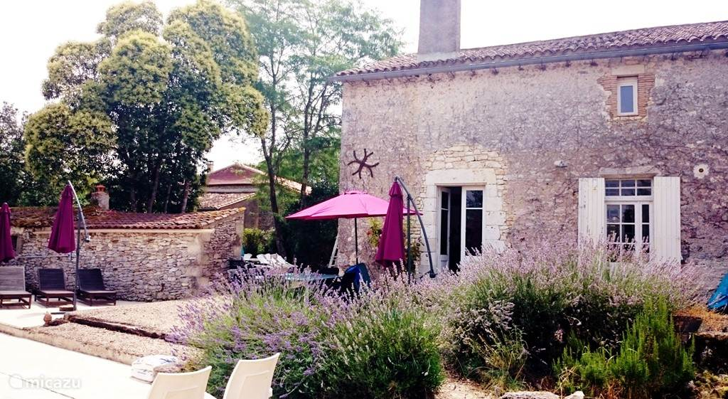 Vacation rental France, Dordogne, Monestier - villa Girolle