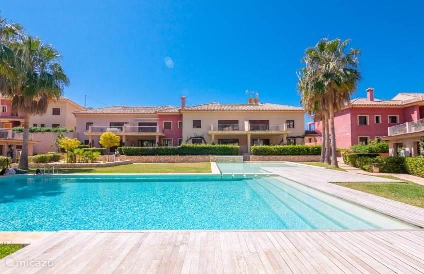 Vakantiehuis Spanje, Costa Blanca, Moraira appartement Infinity Home