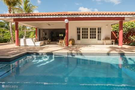 Vacation rental Curaçao, Banda Ariba (East), Jan Sofat villa Villa Cas Cora