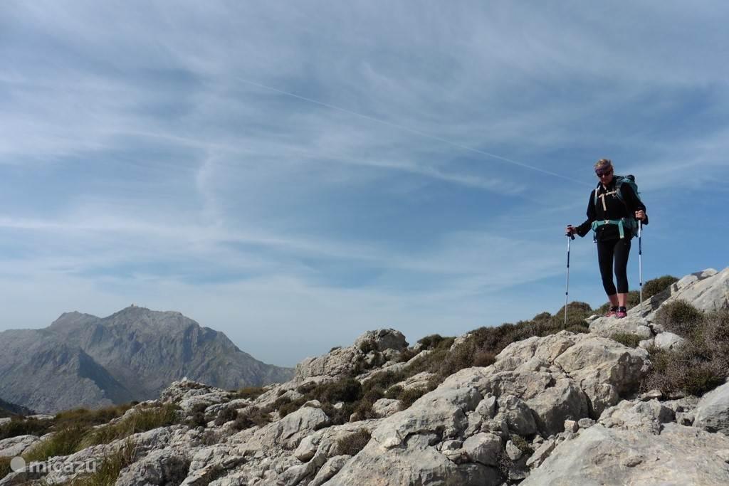 Wandelen in de Serra de Tramuntana