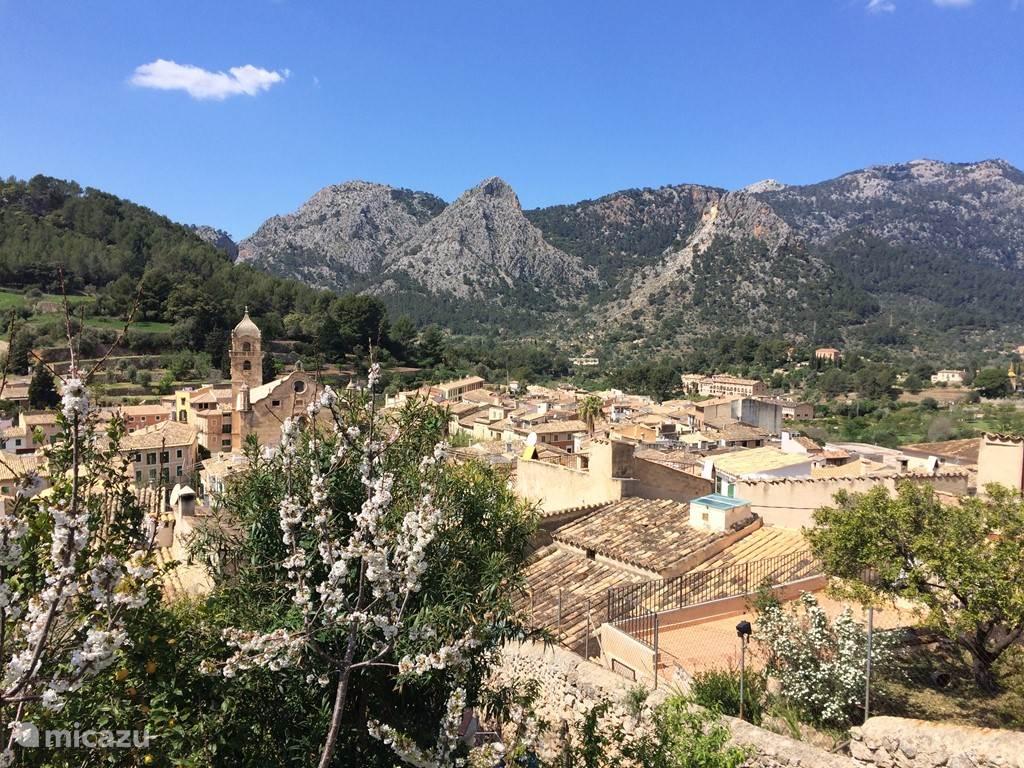 Vakantiehuis Spanje, Mallorca, Bunyola Geschakelde woning Can Milagro