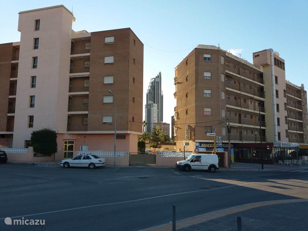 Vakantiehuis Spanje, Costa Blanca, Finestrat Appartement Mimosas