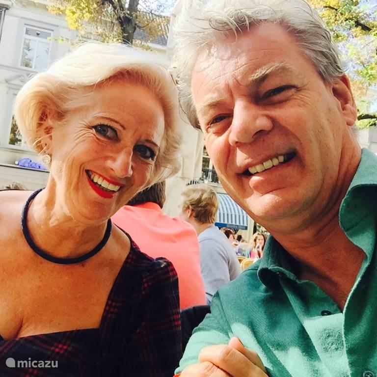 Saskia & Kok van der Meij