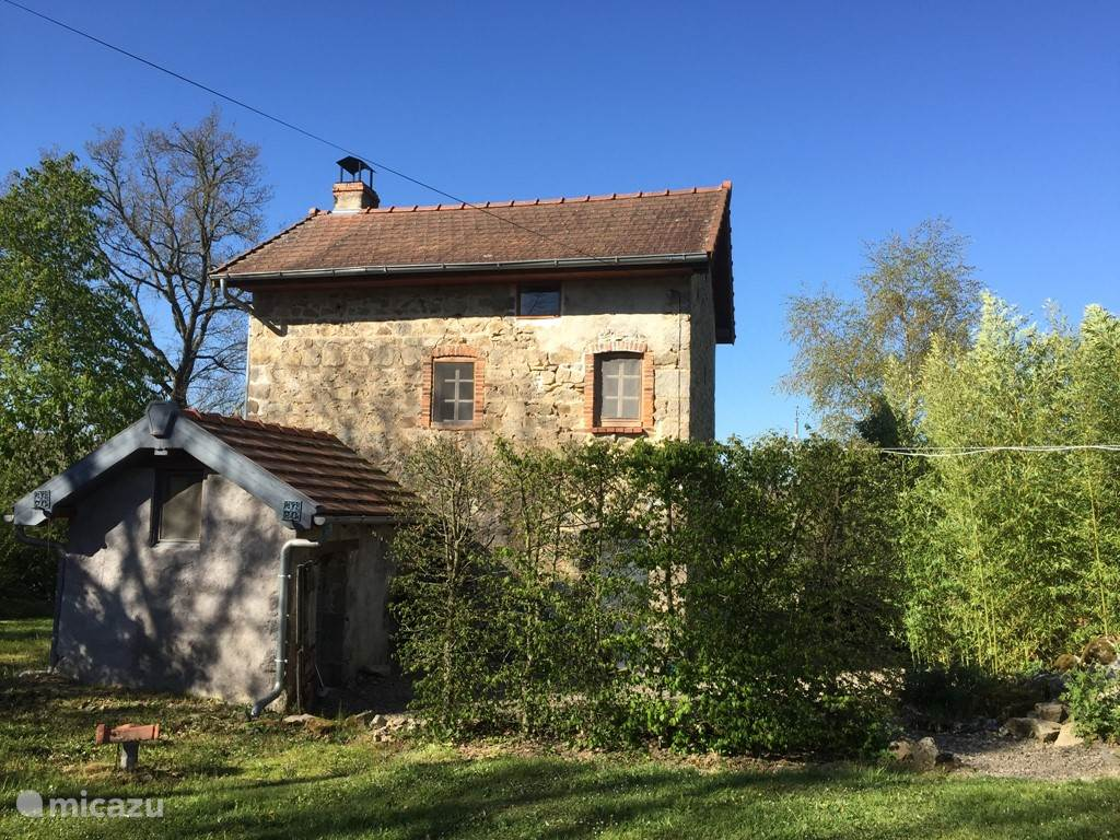 Vakantiehuis Frankrijk, Limousin, Charron gîte / cottage Gîte Villesauveix