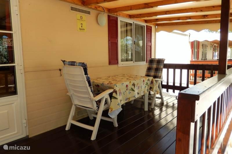 Vakantiehuis Italië, Toscane, Viareggio Stacaravan Mobile Home Italië nr.7.Spazio