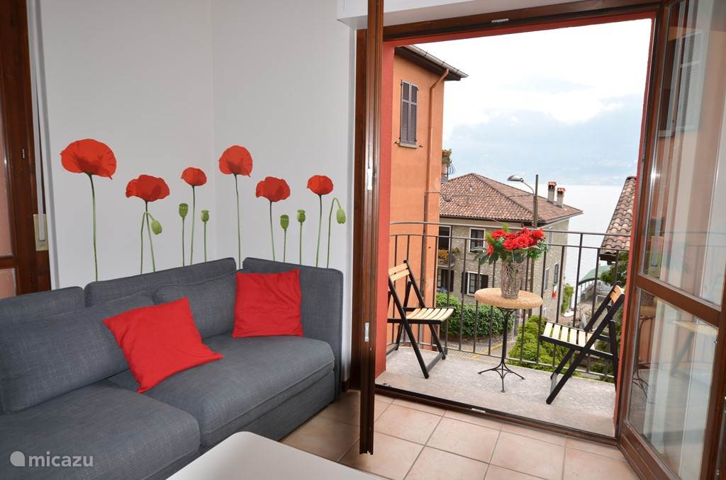 Vacation rental Italy, Lake Como, Acquaseria apartment Camelia 9