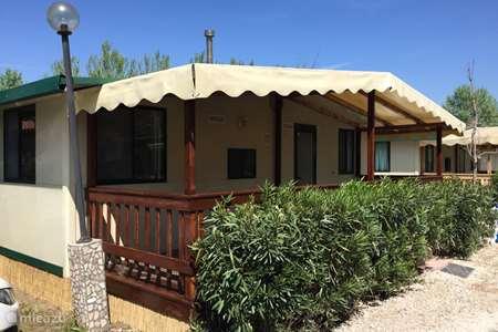 Vakantiehuis Italië, Toscane, Viareggio stacaravan Mobile Home Italië nr.20 Sole