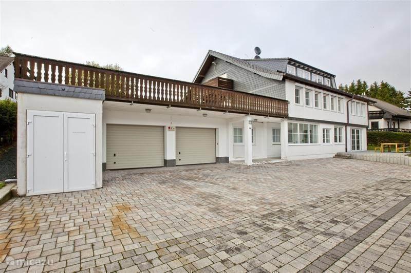 Vakantiehuis Duitsland, Sauerland, Neuastenberg - Winterberg Appartement Kristall-apartments B