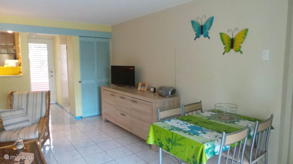 Vakantiehuis Curaçao, Banda Ariba (oost), Seru Coral Appartement Seru Coral Resort, Appartement 174