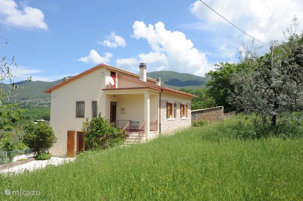 Ferienwohnung Italien – appartement Pulcinella
