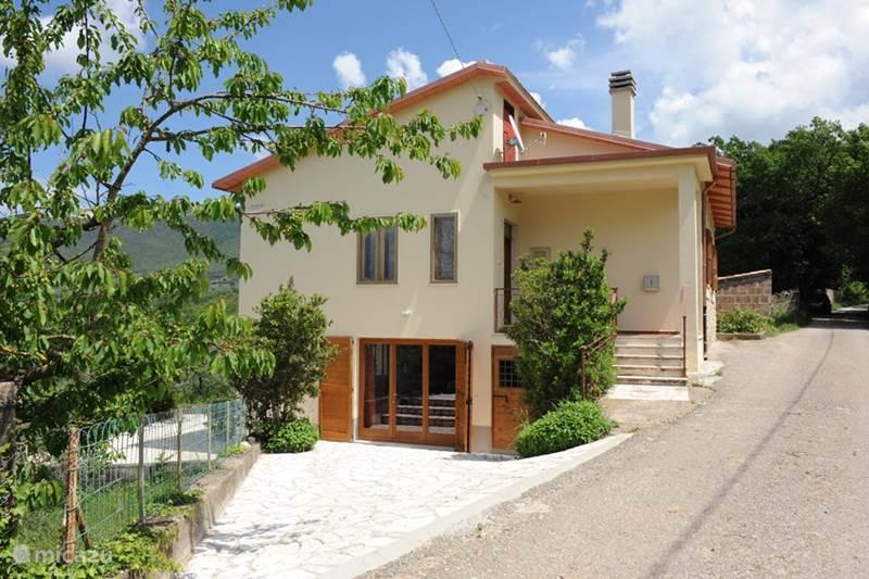 Vakantiehuis Italië, Umbrië, Tenaglie Appartement Pulcinella