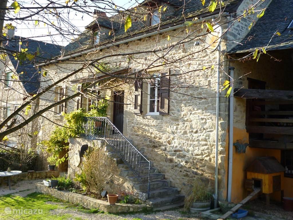 Vacation rental France, Aveyron, La Capelle-Bleys farmhouse Holiday farm the Sybok