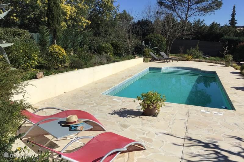 Vakantiehuis Frankrijk, Hérault, Prades-sur-Vernazobre Villa La Longère