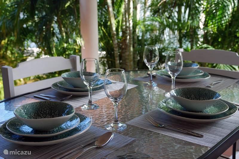 Ferienwohnung Curaçao, Banda Ariba (Ost), Jan Thiel Appartement Mirador Deluxe