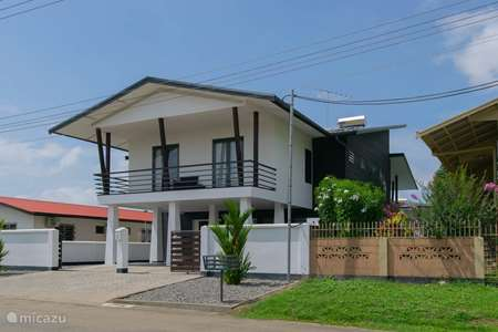 Vacation rental Suriname – apartment Icarus VI