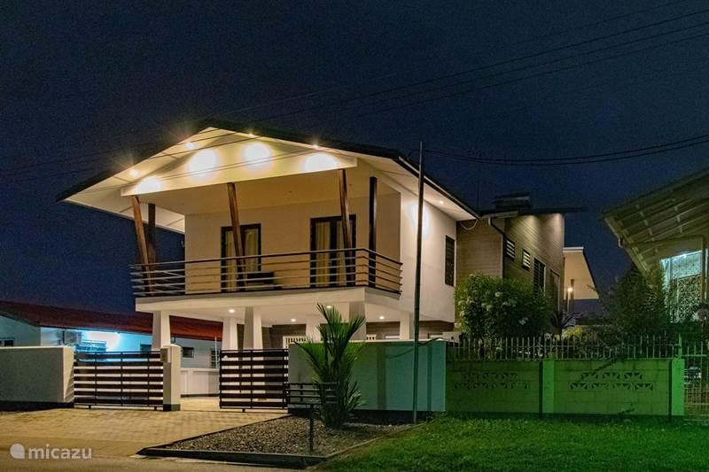 Vakantiehuis Suriname, Paramaribo, Paramaribo Appartement Icarus VI
