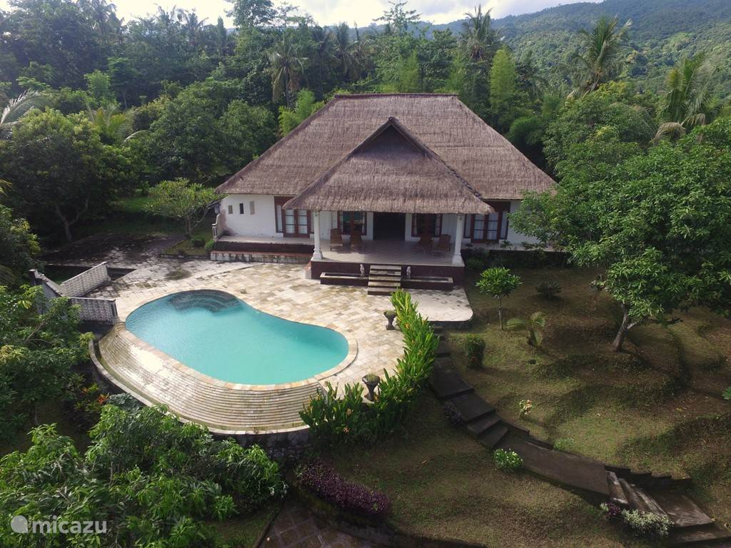Vacation rental Indonesia, Bali, Lovina villa Villa Saraswati