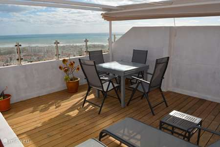 Vacation rental Spain, Costa Blanca, La Mata  penthouse Jardin del Mar