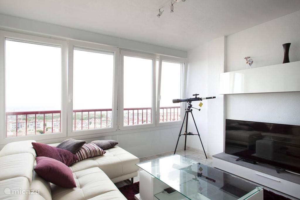 Vakantiehuis Spanje, Costa Blanca, La Mata Penthouse Jardin del Mar