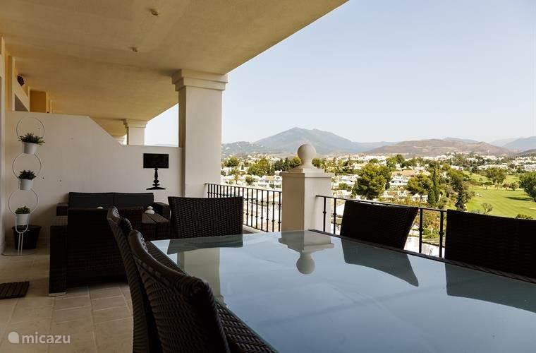 Vakantiehuis Spanje, Costa del Sol, Marbella Appartement Appartement Aloha Gardens